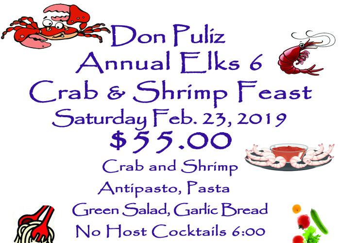 Don Puliz Crab Feed