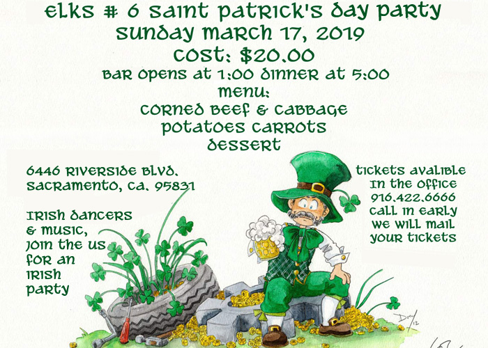 Saint Patirck's Day